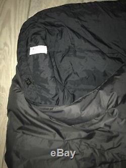 Feathered Friends down Ultra Light Sleeping Bag Epic shell No Zipper USA Made