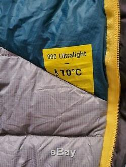 Forclaz 900 Down 10C/50F Ultralight Sleeping Bag