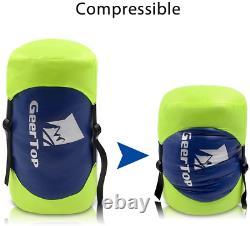 GEERTOP Ultralight Down Hammock Underquilt Mummy Sleeping Bag 23 to 50 wi
