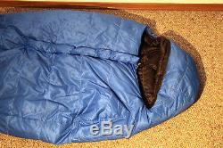 Golite 800 Fill Goose Down Sleeping Bag 1.8 lbs. Feather 20 Degrees Short NICE