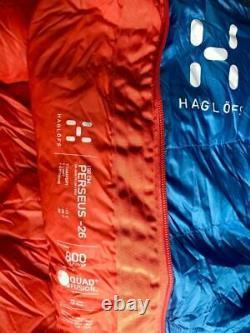 Haglofs Perseus Sleeping Bag