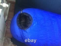 Highlight Alaska Ultralight Goose Down (1200g /800 Cubic Inch) Sleeping Bag