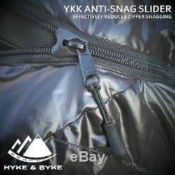 Hyke & Byke Quandary 15°F Ultralight Down Sleeping Bag