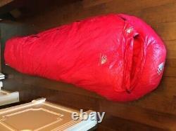 Hyke & Byke Snowmass 0°F Down Sleeping Bag 650 Fill Power. Lightweight