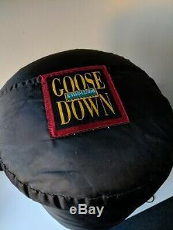 KATHMANDU Goose Down Single-Person Sleeping Bag