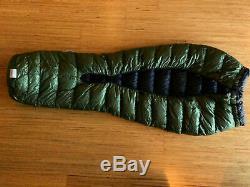 Katabatic Gear, Chisos, sleeping bag, quilt