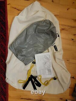Katabatic Gear Flex 15°F Quilt Ultralight sleeping bag Size Wide 6'6 long