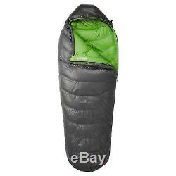 Kathmandu Navigator 8 Rectangular Duck Down Warm Camping Hiking Sleeping Bag