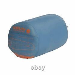 Kelty Cosmic 20 Degree Down Sleeping Bag Ultralight Backpacking Camping
