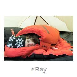 Klymit KSB 0 Down Sleeping Bag (Orange)