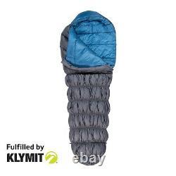 Klymit KSB 15 Degree Down Hybrid Sleeping Bag Camping Backpacking Refurbished