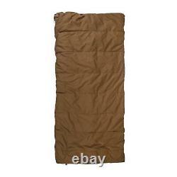 Kodiak Canvas Flannel -10 Degrees Sleeping Bag Cotton Canvas Shell Double Layer