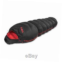 Ksb 0 degree down sleeping bag (new), oversized