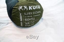 Kuiu Super Down Regular 30 Degree Sleeping Bag