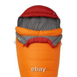 MARMOT NEVER SUMMER 0° Down Premium Sleeping Bag $329 MSRP BRAND NEW