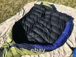 MOUNTAIN HARDWEAR Conduit SL 600 DOWN 0 Degree Sleeping bag Regular Excellent Co