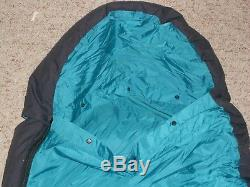 Made in USA Feathered Friends Great Auk goose down sleeping bag