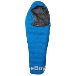 Marmot 15°F Krypton Down Sleeping Bag 800 Fill Power Mummy Camping Backpacking