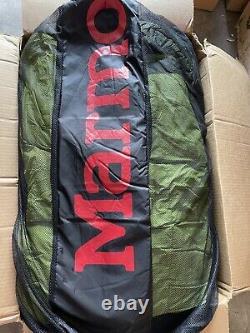 Marmot 20°F Kenosha Down Sleeping Bag Reg Fill Mummy Unisex