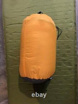 Marmot 900 Goose Down Fill Sleeping Bag Atom 40 Long Degree Ultralight