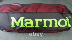 Marmot ATOM Sleeping Bag New with Tags 850 Fill Goose Down Mummy Bag