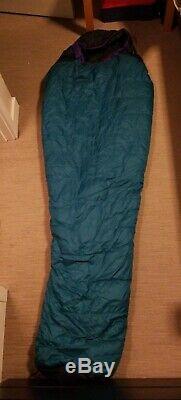 Marmot Arroyo Gossamer (30F) ultra lightweight 32 x 83 775 Down Sleeping Bag