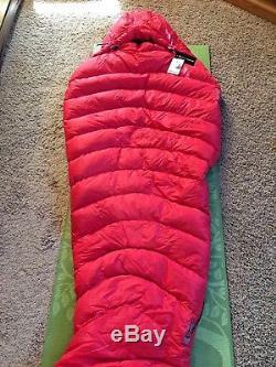Marmot Atom 800-Fill Down Sleeping Bag