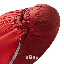 Marmot CWM -40° 800 Fill Power Down Sleeping Bag Long RZ