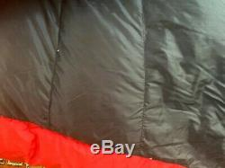 Marmot CWM -40 F Goose Down Sleeping Bag, Size Regular
