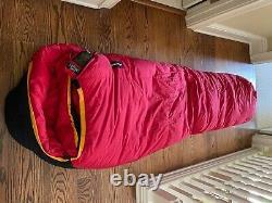 Marmot CWM -40 men's regular sleeping bag down
