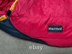 Marmot CWM Gore Dryloft -40 degree 775 Down Filled sleeping bag