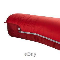Marmot CWM MemBrain Long Left Zip -40° 800 Fill Power Down Sleeping Bag
