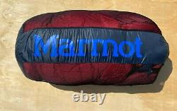 Marmot CWM Membrain 800 Fill Down -40 sleeping bag NEW CONDITION