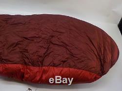 Marmot CWM Sleeping Bag -40 Degree Down Reg/Left Zip /33133/