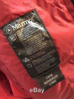 Marmot CWM sleeping bag -40 long