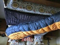 Marmot Col EQ -20f/-29c down sleeping bag