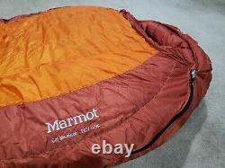 Marmot Col MemBrain -20F/-29C 800 Fill Regular Left Zip Sleeping Bag