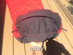 Marmot Couloir Dry Loft 0 degreeFahrenheit Mountaineering Down Long Sleeping Bag