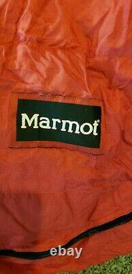 Marmot Cym Minus 40 F Down Expedition Sleeping Bag
