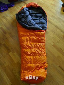 Marmot Gamma Sleeping Bag (0 deg), Regular, Left Zip