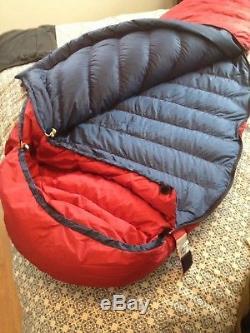 Marmot Gore Tex Ptarmigan Down Sleeping Bag