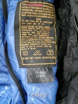 Marmot Helium Long 15F 900 Down Sleeping Bag