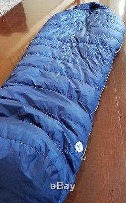 Marmot Helium MemBrain 15deg Sleeping Bag 850 fill Down