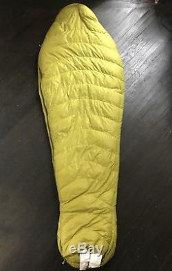Marmot Hydrogen 30 Degree Sleeping Bag (800+ Down) Reg Left Zip, 6 FT