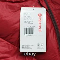 Marmot Micron 40 Down Sleeping Bag Brand New- Ultralight 620g