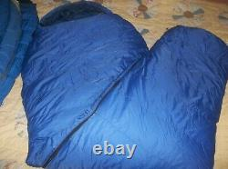 Marmot NICE 0 Degree Ptarmigan Goose Down Sleeping Bag Vintage USA Made LONG