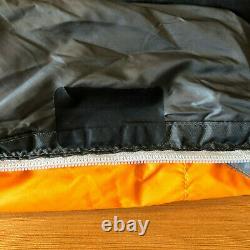Marmot Never Summer Down Mummy Sleeping Bag 0 Degree Long Camping/Backpacking
