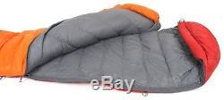 Marmot Never Summer Sleeping Bag 0 Degree Down 6'0 /39667/