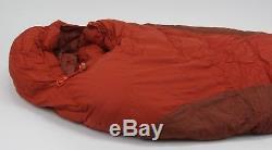 Marmot Never Summer Sleeping Bag 0 Degree Down Reg/Left zip /37440/
