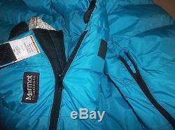 Marmot Nighthawk Gore-tex 20 degree Sleeping Bag USA Made Vintage Goose Down